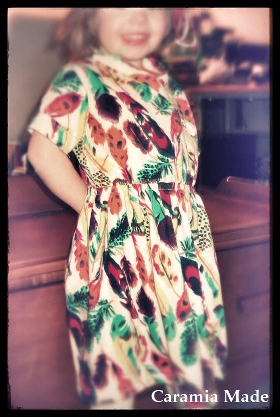Nova birthday dress